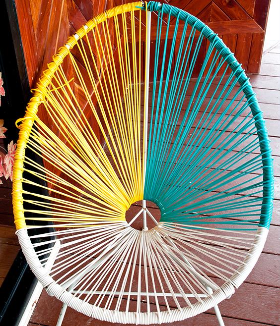 Acapulco Chair Blau